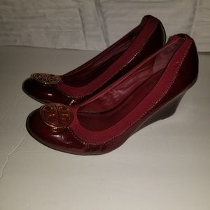 Tory Burch Wedges Size 9.5